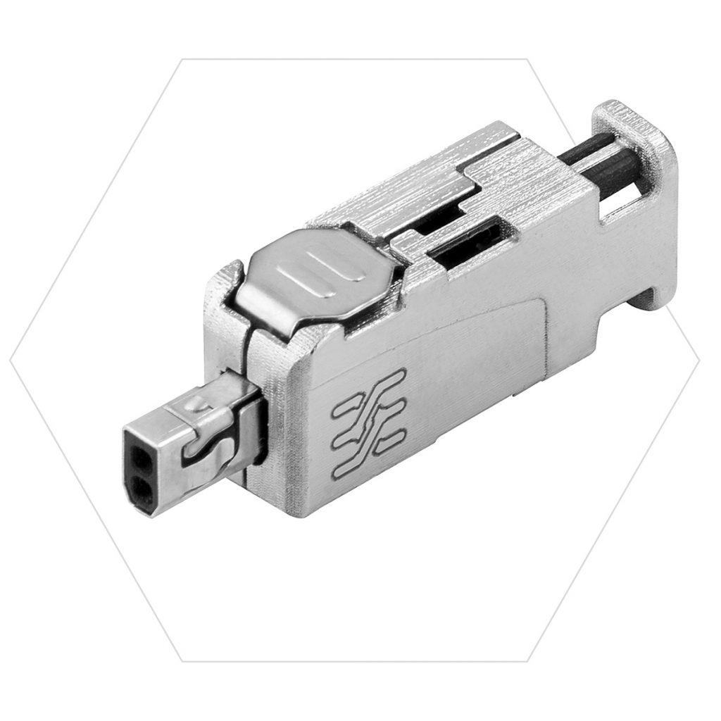Feldkonfektionierbarer Stecker SPE IEC63171-2